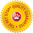 The Pet Stop Quality Guarantee