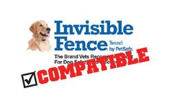 Invisible Pet Fence Compatible